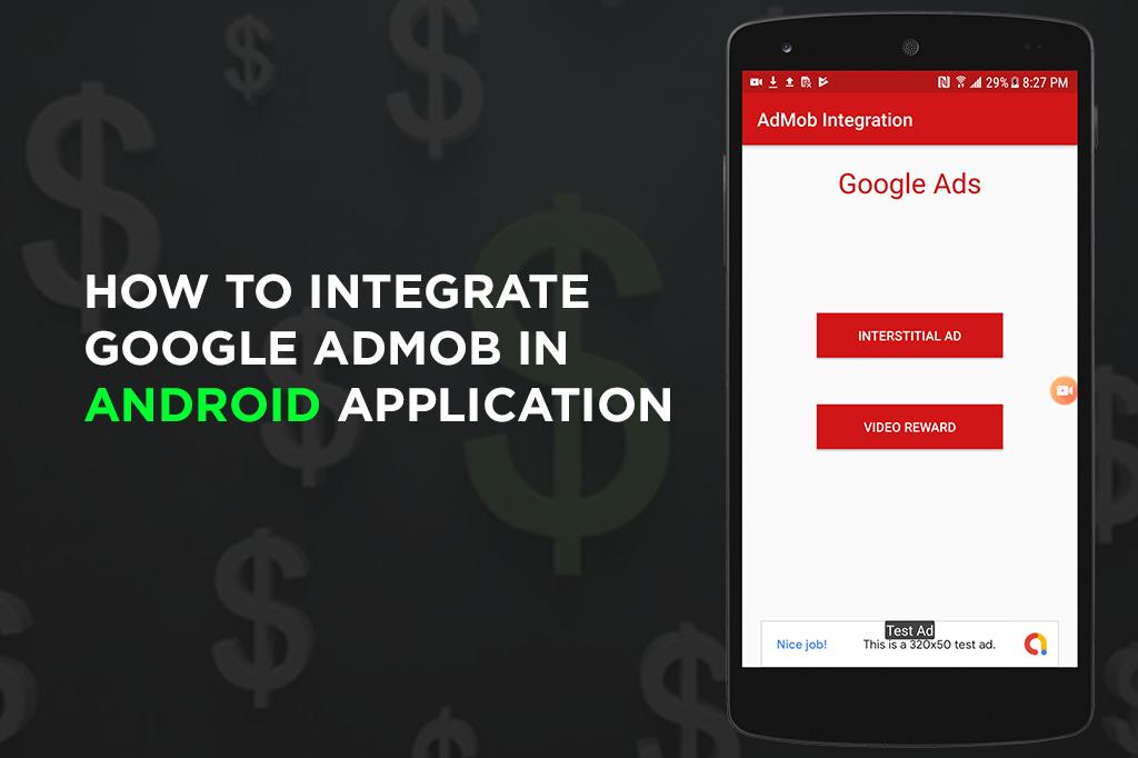 admob integration android tutorials cache